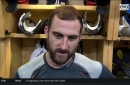 Foligno on fight: Tried to generate some sort of emotion