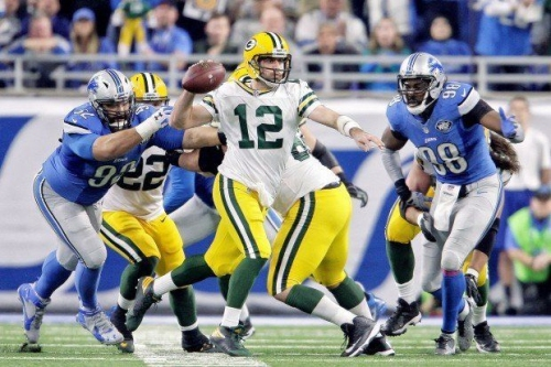 Aaron Rodgers is medically cleared and set to face the Lions in Week 17