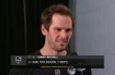 Torrey Mitchell scores first goal of season; LA Kings' 8-game win streak ends