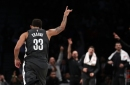 LISTEN UP! Nets know Crabbe's just gotta keep shooting