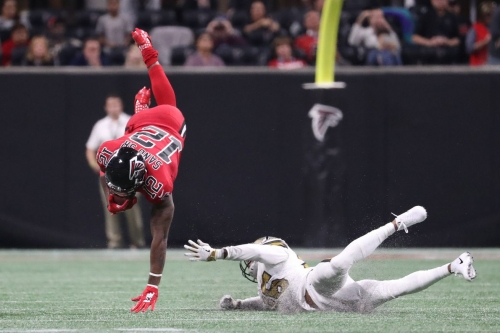 NFL power rankings: Atlanta Falcons get slight bump after thrilling victory over New Orleans Saints