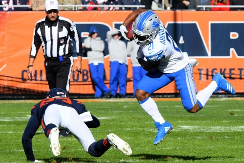 Wednesday open thread: Should the Lions play Ameer Abdullah vs. Bears?
