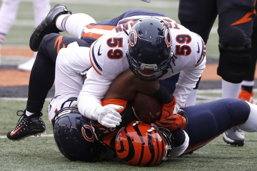 4 things we learned from Bengals' humiliating loss to the Bears