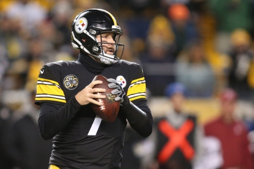 Ben Roethlisberger named AFC Offensive Player of the Week after win over the Ravens