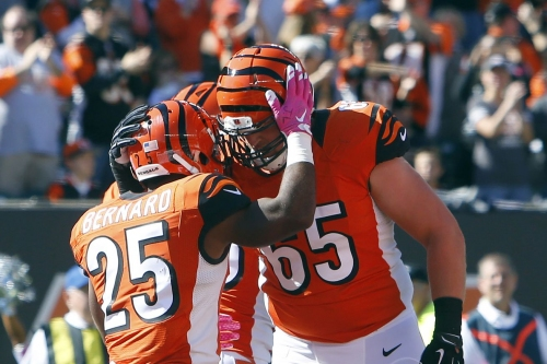 Bengals PFF report: Clint Boling and William Jackson are really good