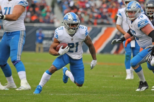 Jim Caldwell expects Ameer Abdullah to play vs. Bears