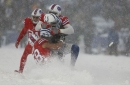 Buffalo Bills rookies Matt Milano and Nathan Peterman impress in the snow
