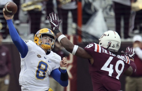 Todd McShay: Lions take Virginia Tech LB/DE Tremaine Edmunds in first mock draft