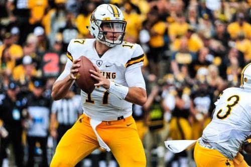 Todd McShay mocks Wyoming quarterback Josh Allen to the Broncos