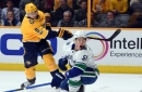 GAME DAY PREVIEW: Vancouver Canucks vs. Nashville Predators - Dec. 13/17