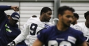 Video surfaces of arrest of Seahawk Malik McDowell, and it's not real pretty