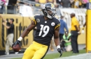 JuJu Smith-Schuster won't abandon physical brand of football after Burfict hit
