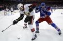 Game 30 Preview: New York Rangers @ Ottawa Senators