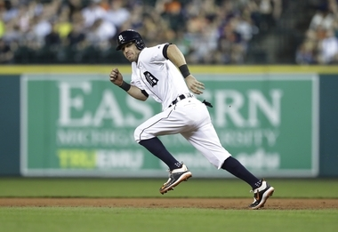 Tigers' Ian Kinsler traded to Angels, reports say
