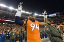 Denver Broncos and Indianapolis Colts injury report: Domata Peko is questionable