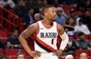 Blazers Beat Heat 102-95 To Break Five-Game Losing Streak