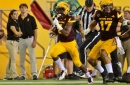 ASU Football '12 Plays of Christmas': Kobe Williams steals pick-six in debut against New Mexico State