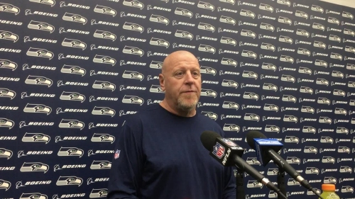 Seahawks coach Tom Cable on Germain Ifedi's penalties: 'I think it's about maturity'