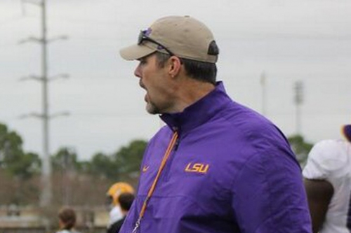 Report: BYU Football to hire LSU OL Coach Jeff Grimes as Offensive Coordinator