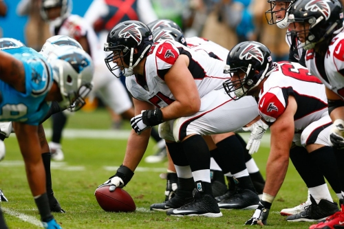 Pro Football Focus: Alex Mack has been the league's 4th best center this season