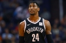 This is Rondae Hollis-Jefferson's second chance, too