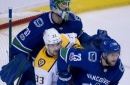 Subban scores twice, Predators rout skidding Canucks 7-1 (Dec 13, 2017)