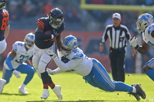 Thursday open thread: Which Bears player will give the Lions the most trouble?