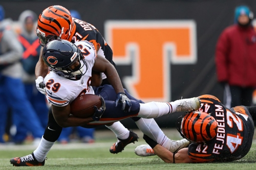 Bengals film room: Predictable defense sees predictable results against Bears