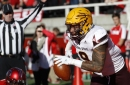 ASU Football '12 Plays of Christmas': Jay Jay Wilson picks off Tyler Huntley for six against Utah