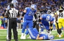 Lions officially rule out 2 offensive linemen; Jamal Agnew, Ameer Abdullah full go