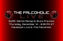 The Falcoholic Live: Ep26 - Saints Recap & Bucs Preview