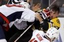 Capitals beat Bruins again, 5-3 (Dec 14, 2017)