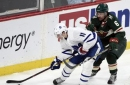 Stalock backstops surging Wild to 2-0 win over Maple Leafs (Dec 14, 2017)