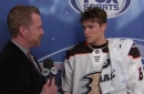 Kevin Roy's two goals have St. Louis singing the Blues