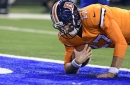 Denver Broncos beat the Indianapolis Colts on the arm of Brock Osweiler