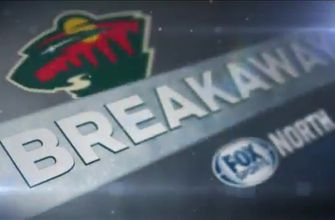 Wild Breakaway: Stalock the difference in tight game