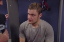 Barkov said the Cats couldn't capitalize on scoring opportunities