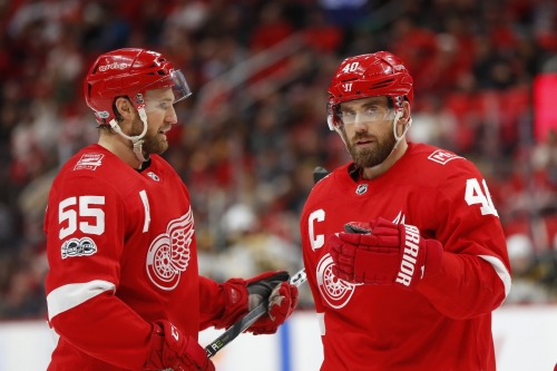 Red Wings face uphill climb after failing to capitalize on schedule