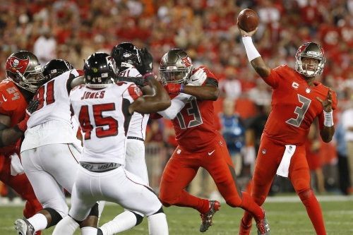 Falcons vs. Buccaneers: Fascinating Four for Week 15