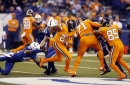 The Denver Broncos coaching staff finally figured out that running the ball wins games