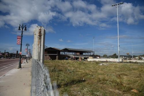 Lions pledge $500K to Detroit PAL's new headquarters at Tiger Stadium site