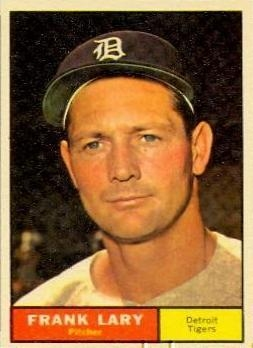 Former Tigers pitcher Frank Lary dies at age of 87