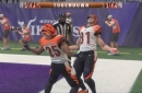 Bengals vs Vikings: Madden simulation