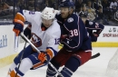Josh Bailey hat trick not enough for Islanders in tough road loss