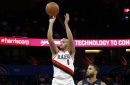 Defense, Supporting Cast Lead Blazers to Victory Against Magic