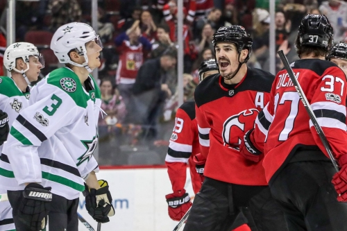 Recap: Stars Take 5-2 Loss in Absolute Battle Against the New Jersey Devils