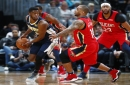 Will Barton, Gary Harris catch fire as Nuggets rally past the Pelicans in OT