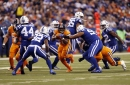 C.J. Anderson gained over 100 yards after contact against Colts