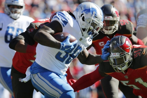 Film review: Why can't the Lions run the ball?