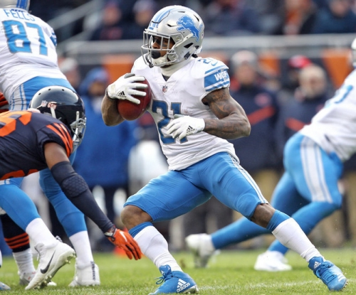 Lions get back Ameer Abdullah, but forced to start 9th different OL combination
